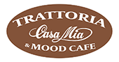 Logo Trattoria Casa Mia & Mood Cafe